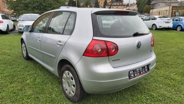 VW Golf 5 2.0 TDi TOP STAV
