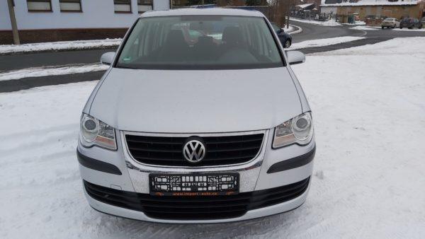 VW Touran 1,9 TDi - TOP STAV