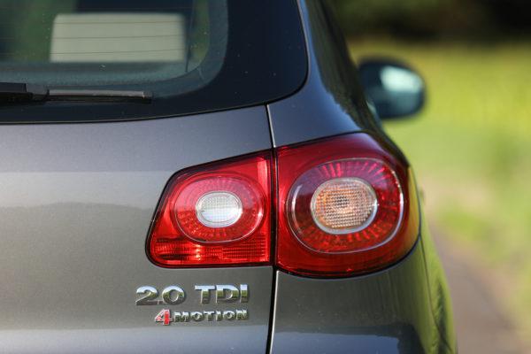 VW Tiguan 2.0 TDi - DSG - 4 Motion