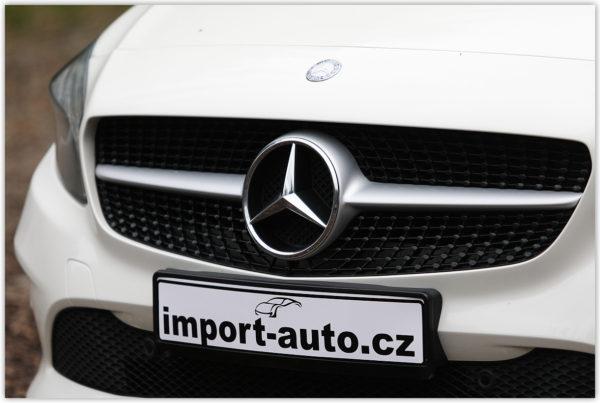 MERCEDES-Benz A180 - TOP STAV