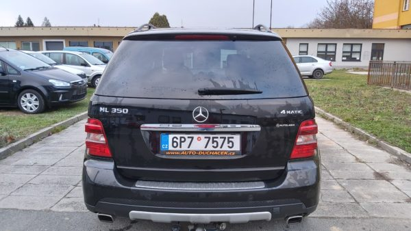 MERCEDES-Benz ML 350 benzín/LPG