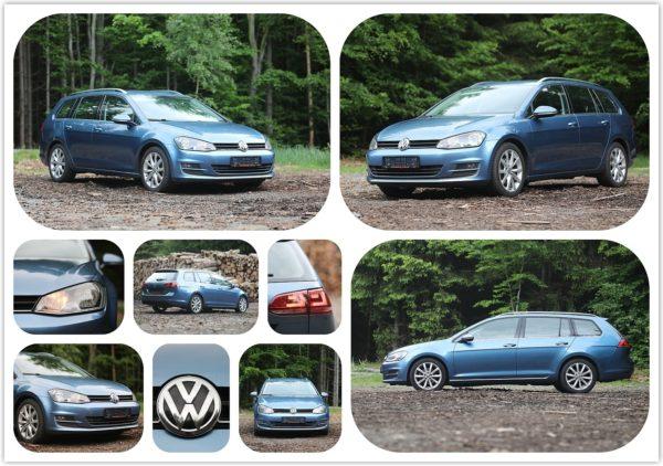 VW Golf VII 2.0 TDi HIGHLINE