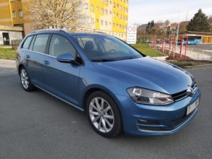VW Golf VII 2.0 TDi HIGHLINE