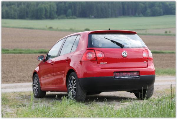 VW Golf V 1.6i - NOVÉ ROZVODY
