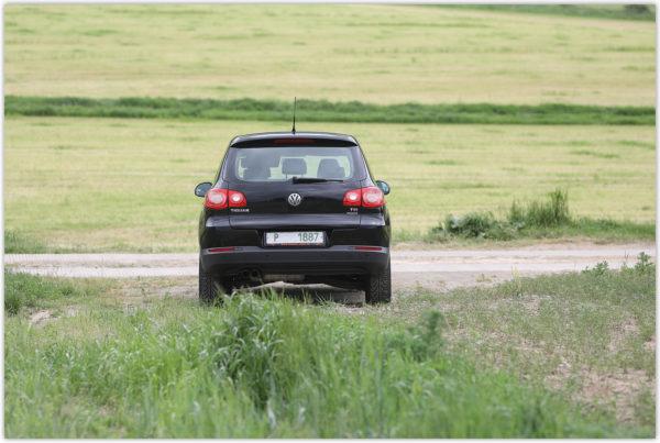 VW Tiguan 1.4 TSi - 86 500 KM
