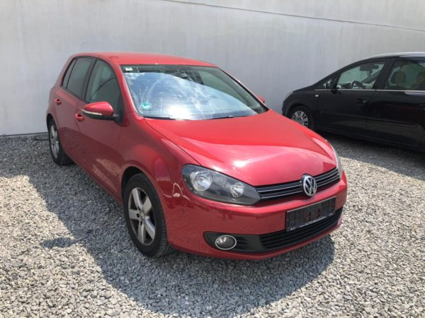 VW Golf VI 1.4 TSi - TOP STAV